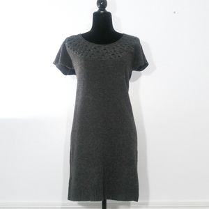 Sweater Dress | Smart Set | Grey & Cozy